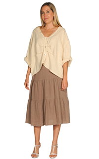 Match point linen clothing online
